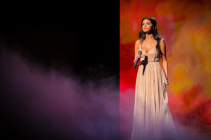 Selena Gomez On Live Event 4k