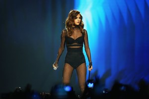 Selena Gomez On Stage