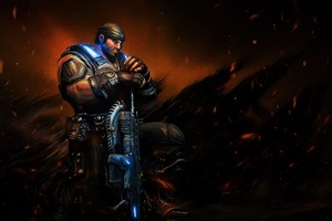 Sergeant Gears Of War