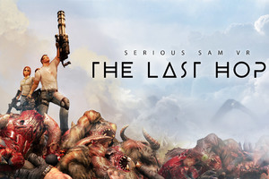 Serious Sam Vr The Last Hope 8k Wallpaper
