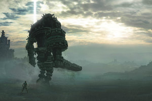 Shadow Of The Colossus 8k Wallpaper