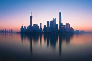 Shanghai China City 8k Wallpaper