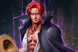 Shanks One Piece