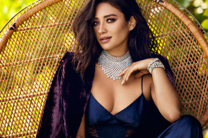 Shay Mitchell 5k 2017 Wallpaper