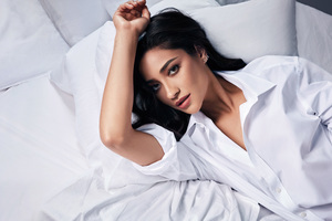Shay Mitchell Buxom Cosmetics Campaign 4k