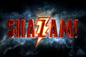 Shazam 2019 Movie Logo Wallpaper