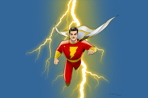 Shazam Logo Hd Logo 4k Wallpapers Images Backgrounds Photos And