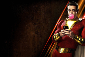 Shazam Movie 2019 4k Wallpaper