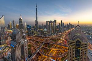 Sheikh Zayed Road Wallpaper