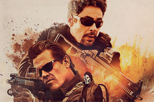 Sicario Day Of The Soldado 4k 5k Wallpaper