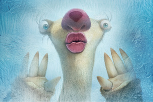 SID Ice Age 5 Wallpaper