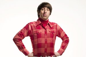 Simon Helberg Wallpaper