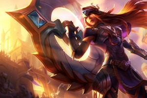 Sivir League Of Legends