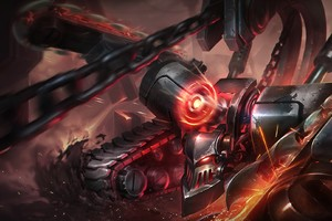 Skarner League Of Legends