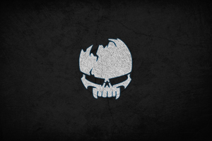 Skull Dark Gaming Wallpaper