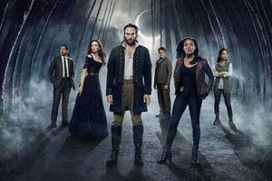 Sleepy Hollow Season 2 4k Wallpaper