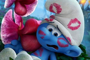 Smurfs The Lost Village Movie