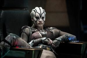 Sofia Boutella in Star Trek Beyond
