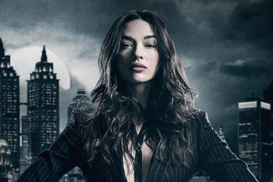 Sofia Falcone Gotham Season 4 Wallpaper