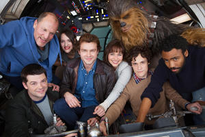 Solo A Star Wars Story 2018 Cast