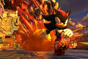 Sonic Forces 4k