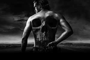 Sons Of Anarchy Jax Teller 5k Wallpaper