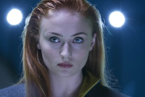 Sophie Turner In X Men Apocalypse Wallpaper