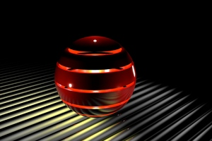 Sphere Wallpaper