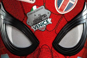 Spider Man Far From Home Movie Wallpaper