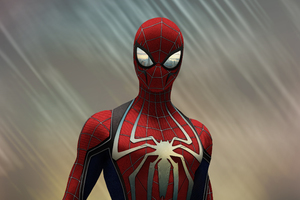 Spiderman Concept Art Wallpaper