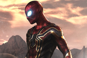 Spiderman Far From Home Movie