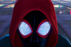 SpiderMan Into The Spider Verse 2018 Wallpaper