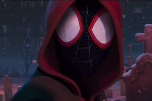 SpiderMan Into The Spider Verse Movie 2018