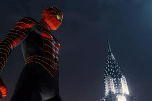 Spiderman New York City Wallpaper
