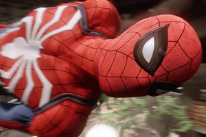 Spiderman PS4 Pro 4k Game 2018