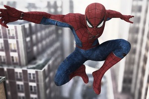 Spiderman Ps4 Video Game 2019 Wallpaper