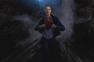 Spiderman Tobey Maguire
