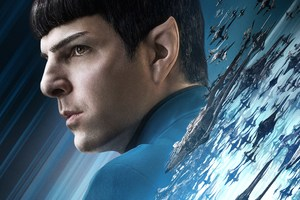 Spock Star Trek Beyond