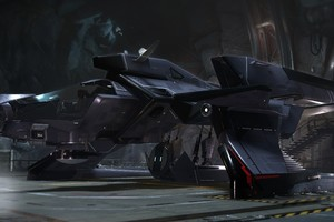 Star Citizen Space Ship