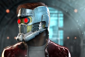 Star Lord 4k Cosplay Wallpaper