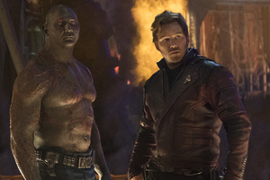 Star Lord And Drax The Destroyer In Avengers Infinity War 2018 4k Wallpaper