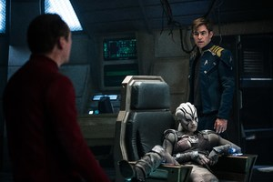 Star Trek Beyond Chris Pine Sofia