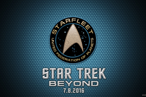 Star Trek Beyond Movie Poster Art