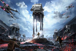 Star Wars Battlefront 2 5k