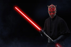 Star Wars Battlefront Darth Maul