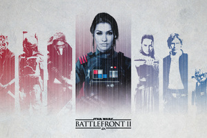 Star Wars Battlefront II 2018 Wallpaper
