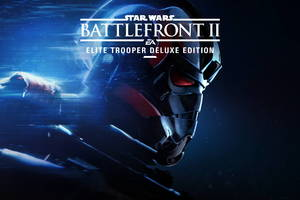 Star Wars Battlefront II Elite Trooper Deluxe Edition