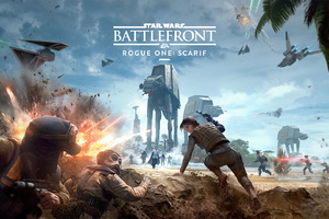 Star Wars Battlefront Rogue One DLC