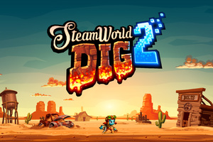 SteamWorld Dig 2 Wallpaper