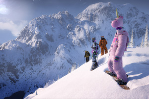 Steep Game Fun Costumes 2016 Wallpaper